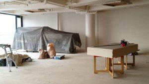 居抜き物件の改装と改修