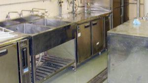 厨房機器の中古販売と買取